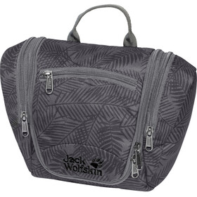 Jack Wolfskin Caddie Washbag leaf dark grey